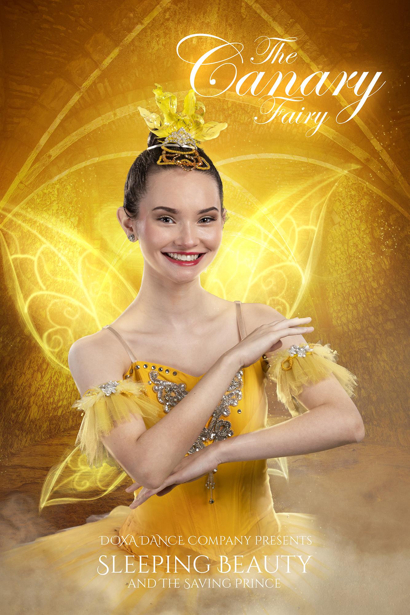 Canary Fairy 2018