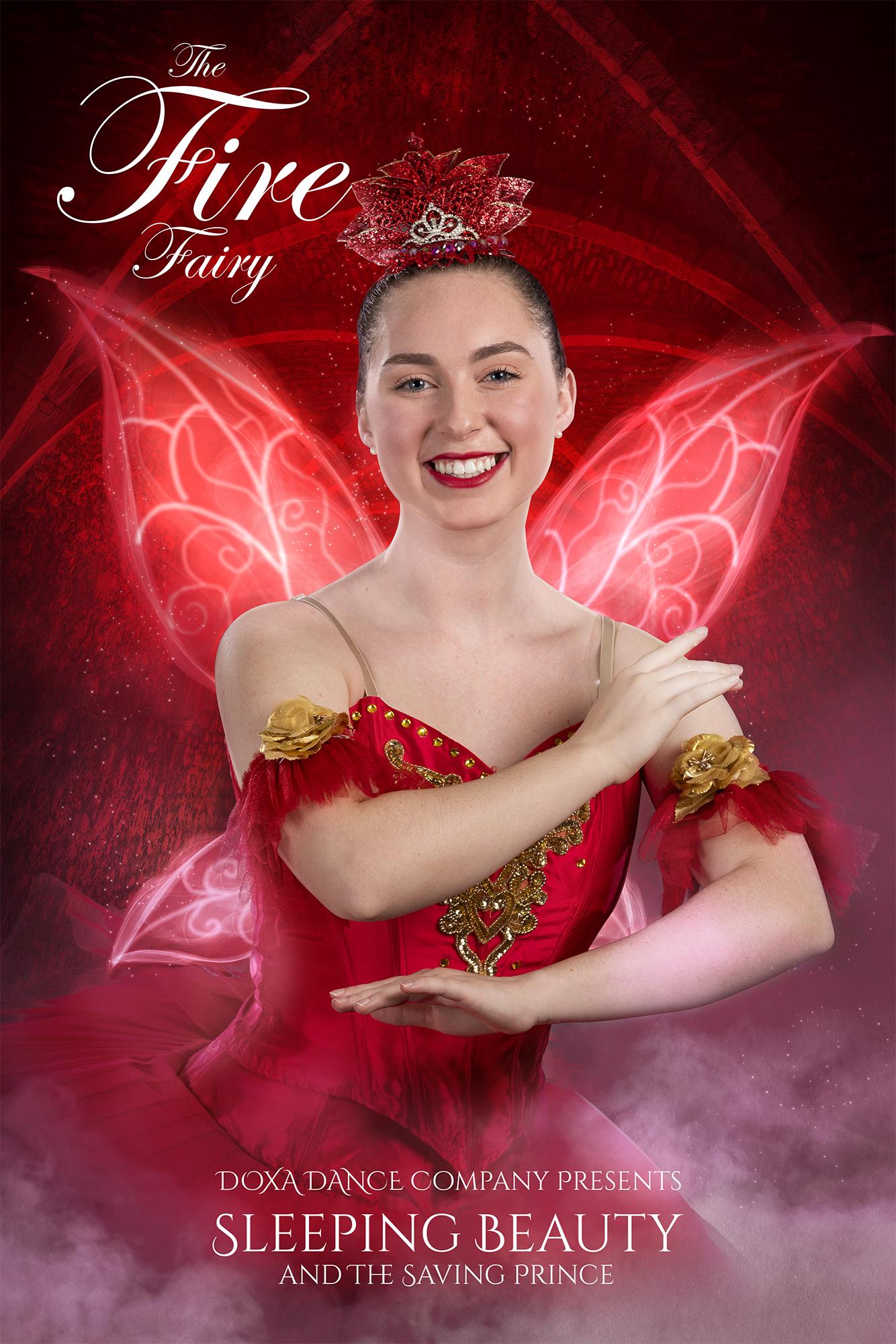 Fire fairy 2018