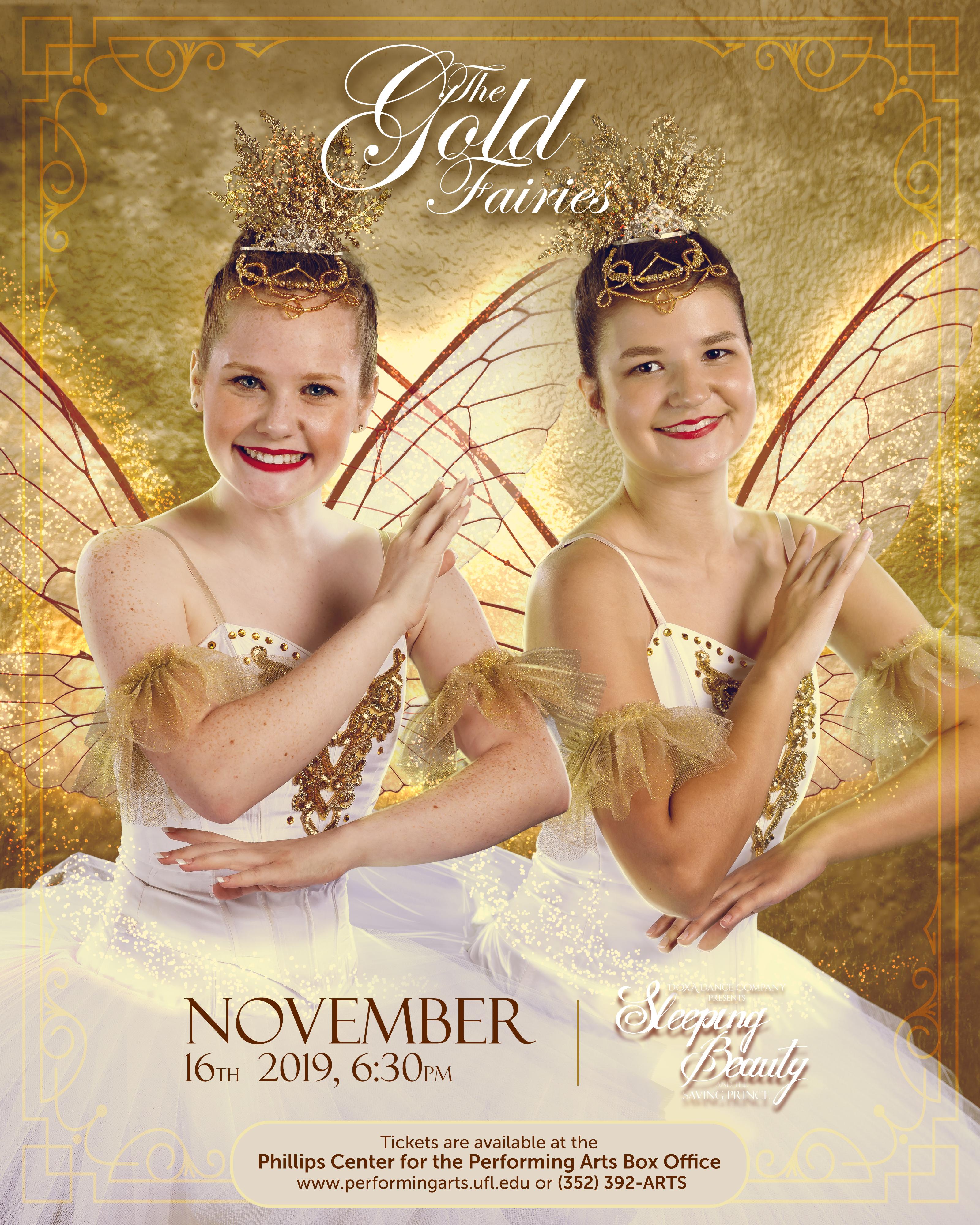 Gold Fairies 2019