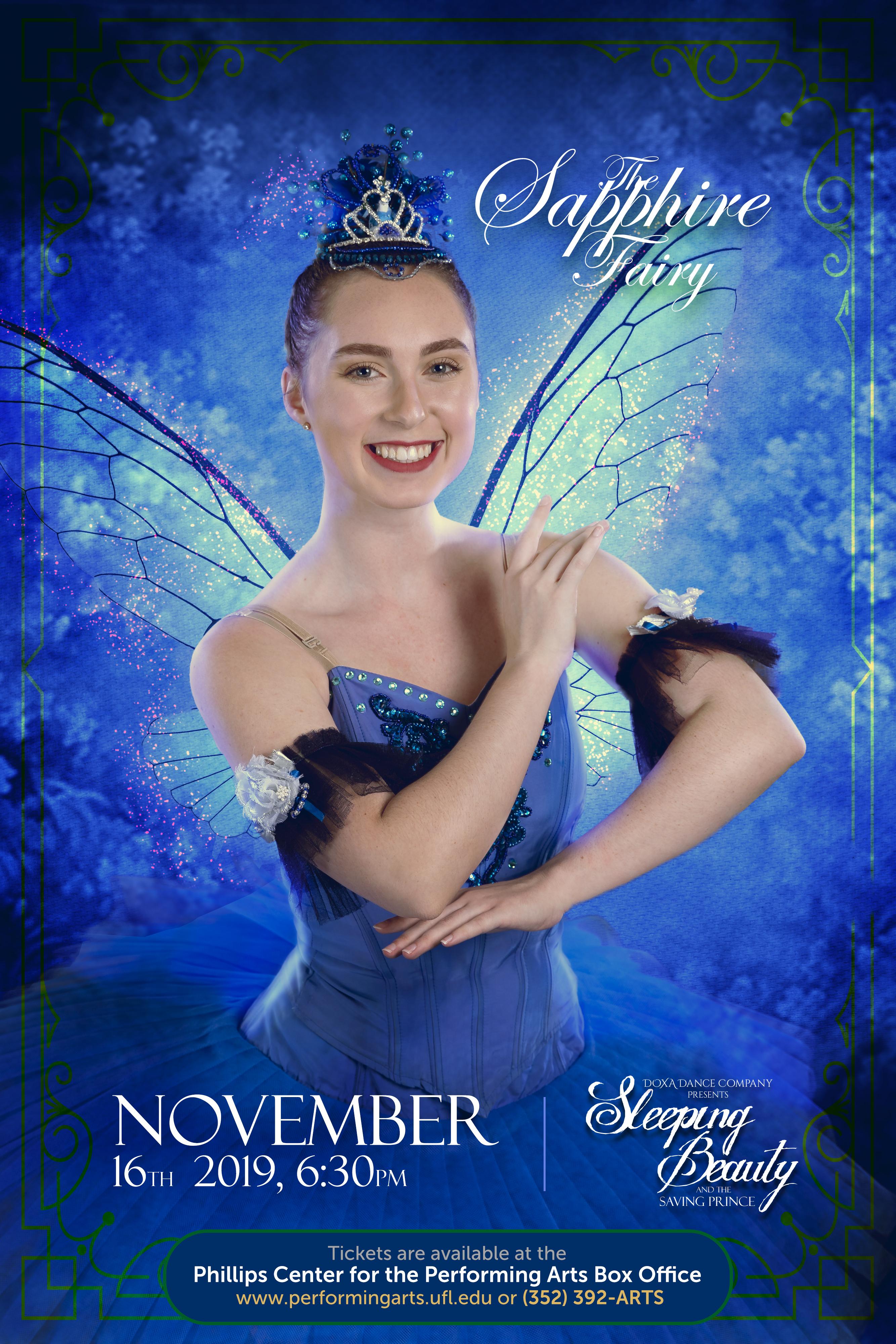 Sapphire Fairy 2019