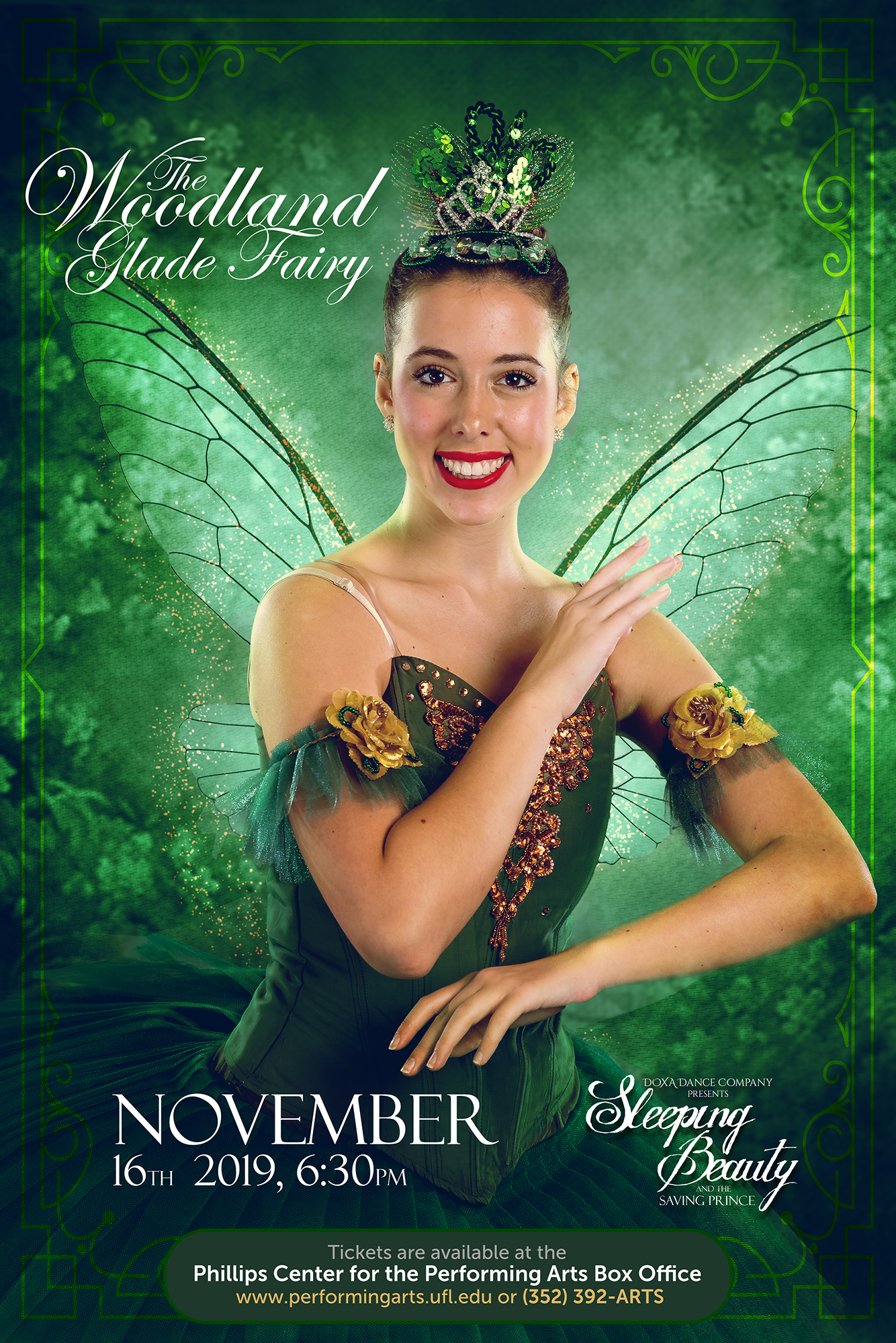 Woodland Fairy 2019